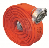 Hadica Pyrotex C38 PES – R Superšport Reflex Orange so spojkou kovanou( AWG/20m