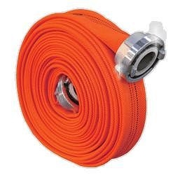 Hadica Pyrotex C42 PES – R Superšport Reflex Orange so spojkou kovanou ( AWG)