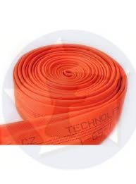 Hadica Pyrotex B65 PES – R Superšport Reflex Orange, bez spojky/ 20m
