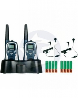 ALBRECHT TECTALK SMART XL +HEAD SET - PÁR
