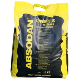 Sypký sorbent Absodan Super Plus - DN 3