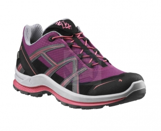 HAIX BLACK EAGLE ADVENTURE 2.1 GTX WS LOW - dámske - PURPLE