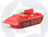 USB - VT55 Hasičský tank 3D model - 8GB